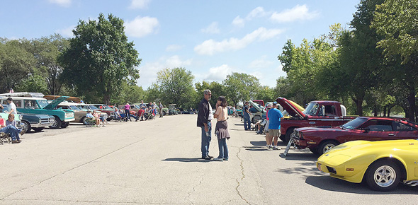 Campers Go Retro At Pomona State Park Event Osage County Herald - Osage city ks car show
