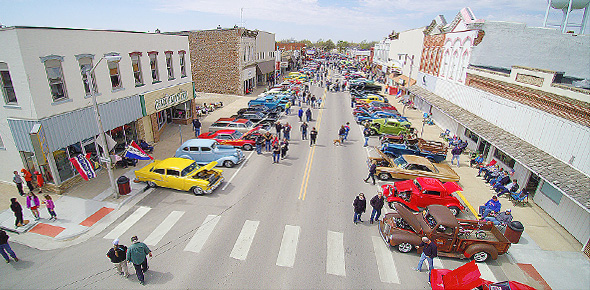 Cars To Cover Downtown Osage City Osage County HeraldChronicle - Osage city ks car show